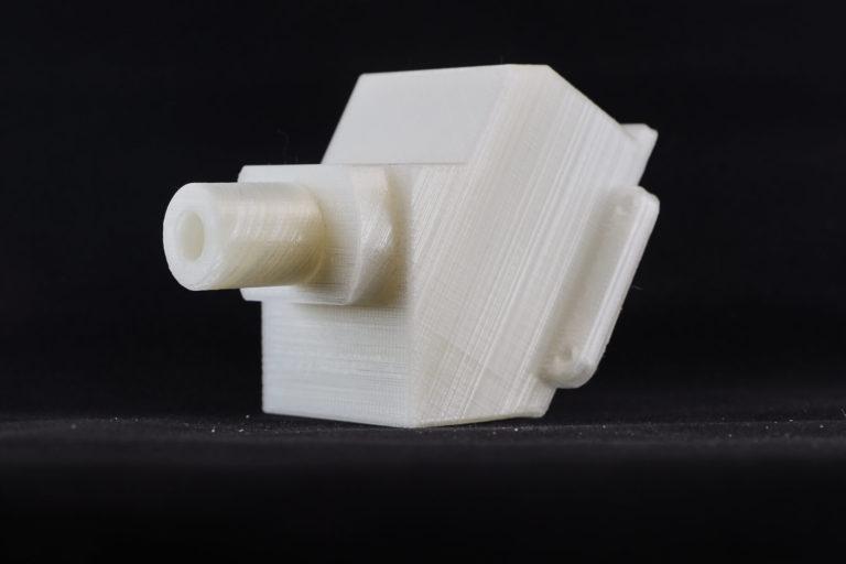 Прототип корпуса  Прозрачный PLA