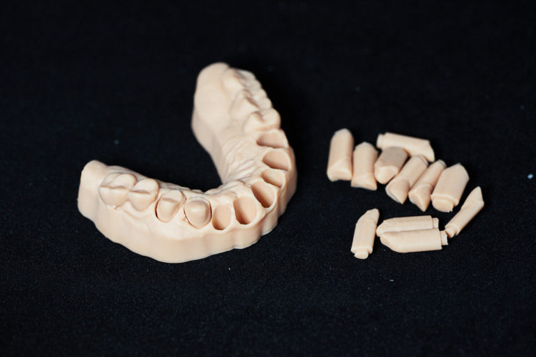 Стоматологическая модельМатериал Dental model