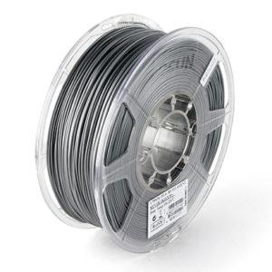 eSUN 3D PLA+ filament 1.75mm , серебристый