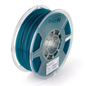 eSUN 3D PLA+ Filament 1.75 мм, светящийся зеленый